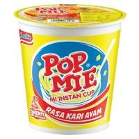 Pop Mie Instant Kari Ayam 75 gram