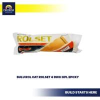 """Bulu Rol Cat Rolset 4""""Kpl EPOXY"""