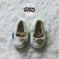 FP196 - lokal - sepatu bayi cewek - Prewalker shoes balet blink - girl