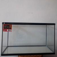 Nikita aquarium size M 60cm tanpa tutup