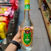 Arak putih masak lao hwang lao huang 620 ml 白米酒 pek bie tjioe