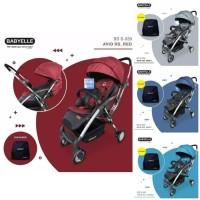 Stroller BabyElle 939 Avio RS Navy Blue