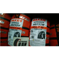 Paket Ban luar Maxxis Extramaxx Uk 90 / 80 -17 dan 110 / 70 -17 tubles