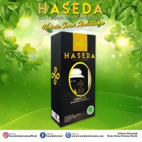 HASEDA HERBAL TETES - Sari Buah & Sari Sayur (15 ML)