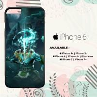 Casing iPhone 6 Dota 2 Juggernaut Arcana L2853