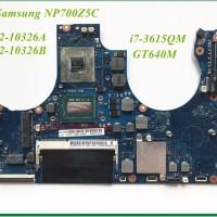 Samsung NP700Z5C Laptop Motherboard BA92-10326A BA92-10326B I7-3615QM