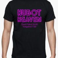 Kaos Hubot Heaven - Kta Mnniskor T-Shirt
