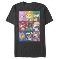 Baju Kaos Nintendo Animal Crossing Characters T-Shirt