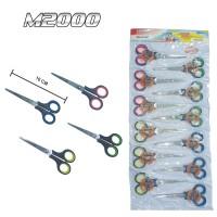Gunting Kertas High Quality/ Stainless Steel Scissors M2000/SM-D160