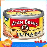 Ayam Brand Tuna Dalam Minyak 150gram