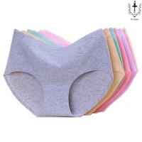 Wimiu CD Seamless 3 Pcs Celana Dalam Wanita Panty Pakaian Dalam 4755