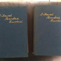 Buku Dibawah Bendera Revolusi jilid 1 dan 2 original karya Soekarno