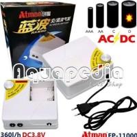 Promo Atman AC/DC Air Pump EP-11000 Berkualitas