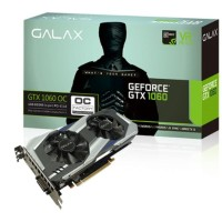 TERLARIS GALAX Geforce GTX 1060 OC (OVERCLOCK) 3GB DDR5