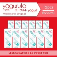 Heavenly Blush Yoguruto Wholesome Original [12 pcs x 200ml]