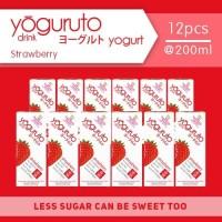 Heavenly Blush Yoguruto Strawberry [12 pcs x 200ml]
