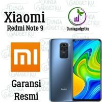 Redmi Note 9 4/64 & 6/128 GB Garansi Resmi