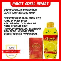 Paket Adell Pil Apell pelangsing dan Sari Lemon pelangsing alami