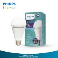 PHILIPS 7 Watt 65K Cool Day Lampu LED Isi Ulang