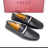 Sepatu Bally original - Bally pearce loafers bovine black cb