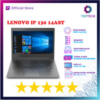 Laptop Lenovo Ideapad 130 Amd A4 9125 4GB 500GB Radeon 14 W10