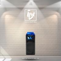 Pod Vapor Vape - WI-POD X 350mAh Authentic Black Metal