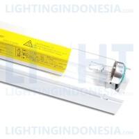 SET KOMPLIT SANKYO DENKI G40T10 Lampu UV C Steril Kuman Germicidal 40W