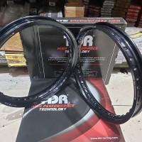 Velg pelek vlg TDR ring 17 lebar 140 160 harga isi 2 biji original TDR