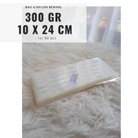 plastik nylon murah - kemasan tepung kanji - kemasan keripik singkong