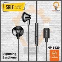 Mcdodo Lightning Earphone headset Iphone support call/volume control