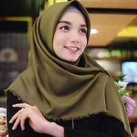hijab saudia rawis/ segi empat rawis/ segi empat saudia
