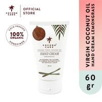 Cocona Care Hand Cream - Lemongrass