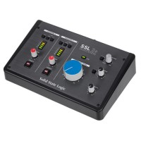Solid State Logic SSL 2 Plus - USB Audio Interface
