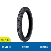 Michelin Ban Motor City Grip Pro 90/80 - Ring 17 - Tubless