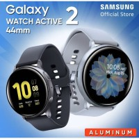 SAMSUNG GALAXY WATCH ACTIVE 2 ALUMINIUM 44MM / GARANSI RESMI