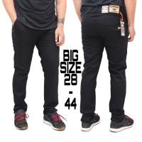 celana chino panjang pria / cino super jumbo / chinos big size 36-44