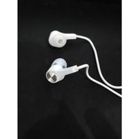 Headset Handsfree Earphone Asus Zenfone Zenphone 2 4 5 6 Original 100% - Putih