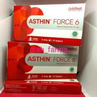Asthin Force 6 bok isi 20 capsul