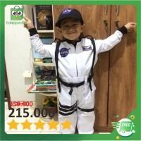 Baju Profesi Astronot Luar Angkasa Anak Lengkap / Kostum Astronot Anak