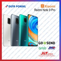 Xiaomi Redmi Note 9 Pro RAM 6/64 GB Garansi Resmi
