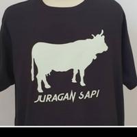 TERLARIS BAJU KAOS ATASAN T SHIRT JURAGAN SAPI