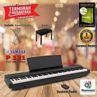 Digital Piano Yamaha P121- Xstand - Bench / P-121 / P 121B / P 121