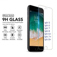 Temper Glass Iphone 5 5s 6 6s 7 7s 8 6+ 7+ 8+ Anti Gores Kaca
