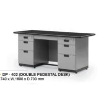 Meja Kantor Alba DP 402 uk.160 x 70 x 74 cm