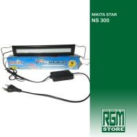 NIKITA STAR ns - 300 ns300 Lampu led aquarium aquascape murah