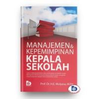 Buku Manajemen & Kepemimpinan Kepala Sekolah
