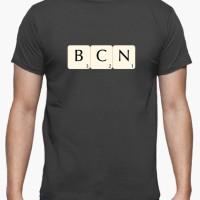 Kaos Scrabble Barcelona 2 T-Shirt