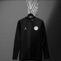 Jaket Sweater Jumper PSG Paris Saint x Air Jordan Grade Ori Lokal