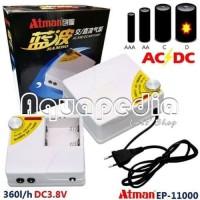 Jual Atman AC DC Air Pump EP-11000 Berkualitas