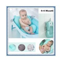 Bath Tub Bak Mandi Anti Slip Bahan Lembut untuk Newborn Bayi
